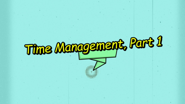 Time Mgt Part 1