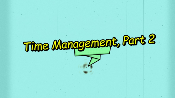 Time Mgt Part 2